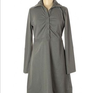 Tehama grey dress